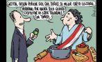 Twitter: Gastón Acurio contestó así a caricatura de El Comercio