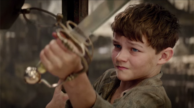 Peter Pan: mira el primer trailer de la cinta con Hugh Jackman