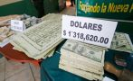 PNP incautó más de 1 millón de dólares falsos en Comas [Fotos]