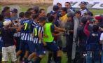 Alianza Lima: jugadores se enfrentaron a la policía (VIDEO)