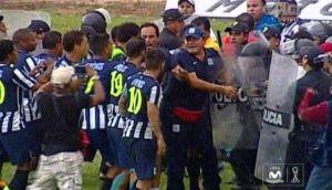 Alianza vs. Unión Comercio: íntimos cayeron 1-0 en Moyobamba