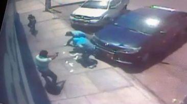 Trujillo: 'marca' murió a balazos y quedó registrado en video