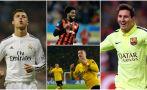 Champions League: estos son los clasificados a octavos de final