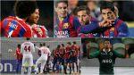 Champions League: Luis Suárez marcó mejor gol según votación - Noticias de luis suarez