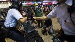 Hong Kong: Detienen a 86 jóvenes en desalojo de manifestantes - Noticias de la libertad