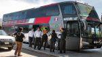 Menor ecuatoriana denunció violación en cabina de chofer de bus - Noticias de placas de rodaje