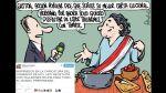 Las 'recetuits' de Gastón Acurio tras caricatura de El Comercio - Noticias de gastón acurio
