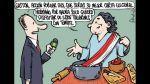Twitter: Gastón Acurio respondió a caricatura de El Comercio - Noticias de gastón acurio