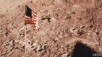 Bolsas de orina, plumas y otros objetos abandonados en la Luna - Noticias de
