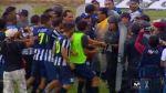Alianza Lima: jugadores se enfrentaron a la policía (VIDEO) - Noticias de sporting cristal