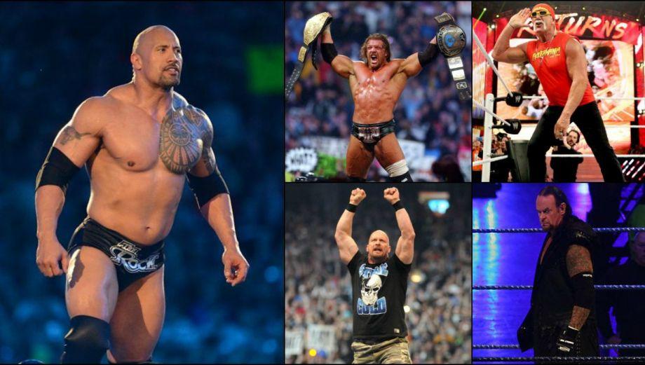 WWE: el antes y después de las estrellas de la lucha libre