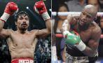 Mayweather vs. Pacquiao y su enfrentamiento en redes sociales