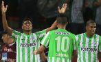 Sudamericana: Atlético Nacional a la final al ganar a Sao Paulo
