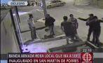 Se hacen pasar como policías de grupo Terna para robar en SMP