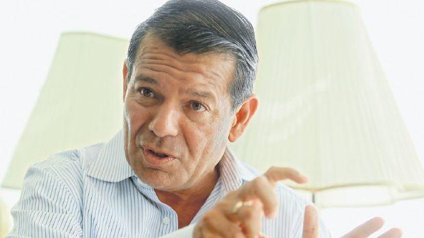 rompe silencio. Oswaldo Zapata, compañero de promoción de Ollanta Humala, fue pasado al retiro por el Caso López Meneses. (Foto: Miguel Bellido/ El Comercio)
