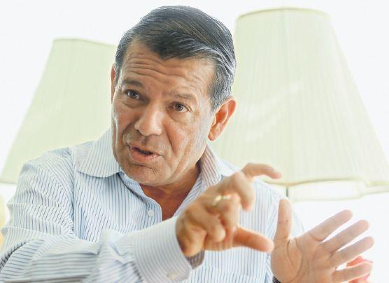 """""""Yo presenté a Ollanta Humala con Óscar López Meneses"""""""