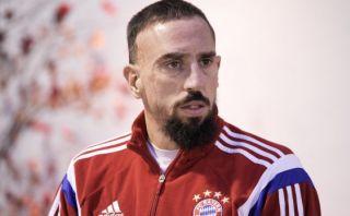"""Franck Ribéry: """"El Balón de Oro ya no es para el mejor jugador"""""""