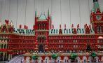 Las mejores creaciones de Lego se juntan en Brick 2014