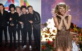One Direction superó a Taylor Swift y batió récord de ventas