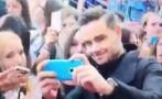 Vine: a Liam Payne de One Direction le aburre tomarse fotos