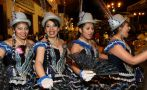 La colorida fiesta de la Virgen de la Candelaria en fotos