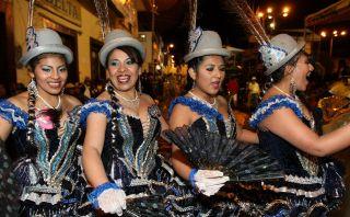 Virgen de la Candelaria: la colorida fiesta en fotos