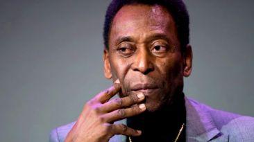 Pelé fue ingresado a cuidados especiales