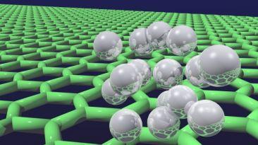 Debilidad del grafeno sería clave para celdas de combustible