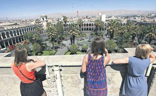 Arequipa, un destino que provoca por su arquitectura