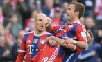 Bayern Múnich vs. Hertha Berlín: chocan por la Bundesliga