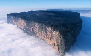 Sobre las nubes: Conoce el espectacular monte Roraima