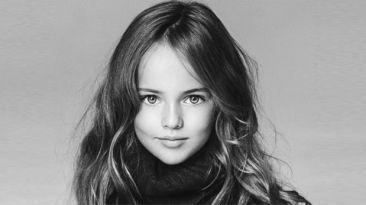 Facebook: la niña más hermosa del mundo vive en Rusia