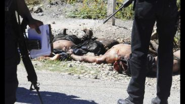 México: Decapitados en Guerrero tenían entre 16 y 25 años