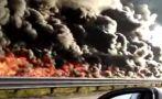 YouTube: La impresionante carretera del infierno en México