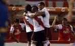River vs. Boca: millonarios vencen 1-0 en Monumental
