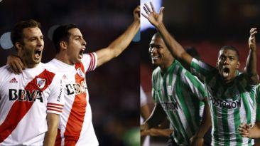 Copa Sudamericana: River Plate vs Atlético Nacional en la final
