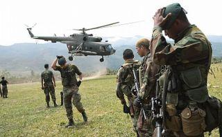 Fuerzas Armadas regularán el ingreso de extranjeros al Vraem