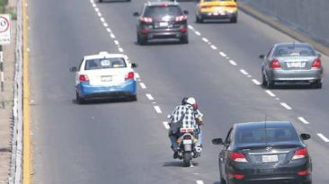 Vía expresa de Javier Prado: 17 robos con 'bujiazo' este año