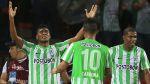Sudamericana: Atlético Nacional a la final al ganar a Sao Paulo - Noticias de oswaldo ponte