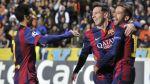 Barcelona de Messi prepara partido del domingo ante el Valencia - Noticias de champions league