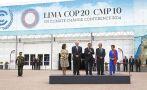 Se inauguró sede de la COP20 con miras a lograr acuerdo mundial
