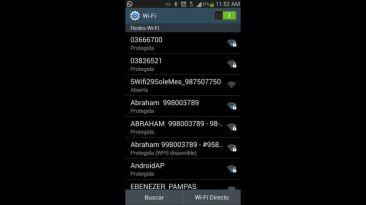 Fuera del penal Piedras Gordas hay todas estas señales Wi Fi