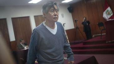 Libertad de Alberto Fujimori no es prioridad de Fuerza Popular