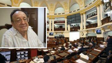 Congreso ordena minuto de silencio en memoria de Chespirito