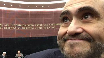 Chespirito: señor Barriga rompió en llanto en TV por su muerte