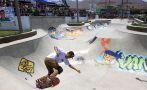 Ventanilla ya cuenta con un skate park para los jóvenes