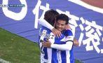 Liga BBVA: Real Sociedad goleó con triplete de Carlos Vela