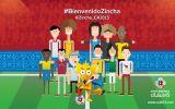 """Copa América 2015: """"Zincha"""", el nombre de la mascota del torneo"""