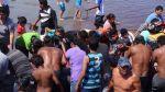 Alerta por consumo de carne de ballena en el puerto de Paita - Noticias de alto piura