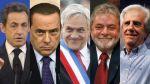 Los cinco políticos que buscan volver al poder - Noticias de carla bruni